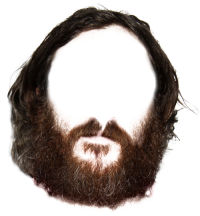 Beard Transparency Face PNG Images