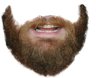 Beard Best Brown Pic PNG Images