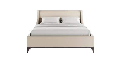 Cream Color Bed Furniture Png Free PNG Images