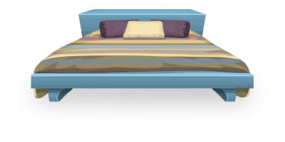 Sample Furniture Bed Graphics Png Hd PNG Images