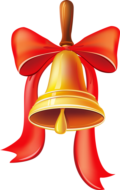 Bell Ribbon Picture PNG Images