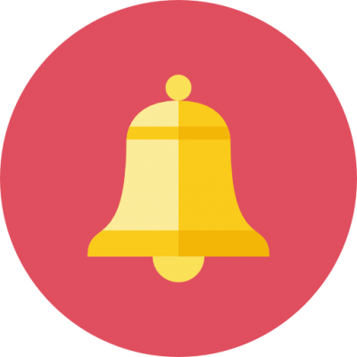 Bell Icon Transparent Png PNG Images