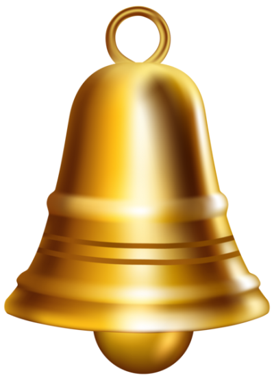 Christmas Bell Transparent Picture