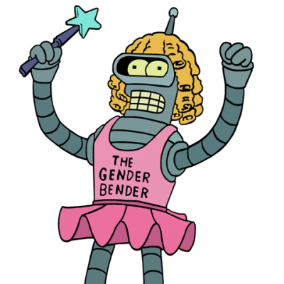 Bender Free Transparent Png PNG Images