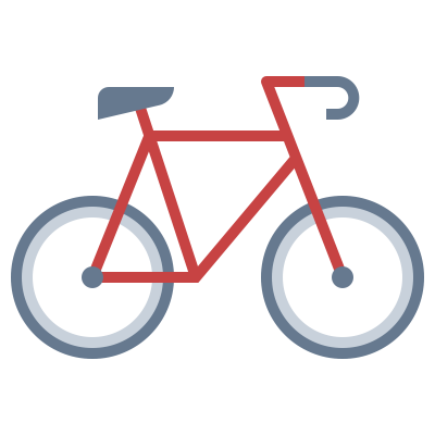 Clipart Bicycle Icon PNG Images
