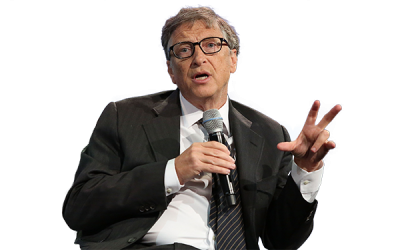 Background Transparent Bill Gates PNG Images