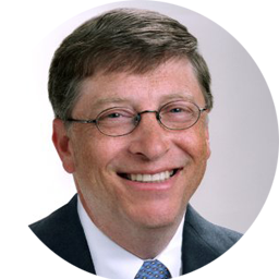 Bill Gates Vector PNG Images