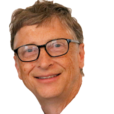 Clipart Photo Bill Gates PNG Images