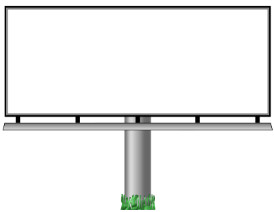 Billboard Cut Out Png PNG Images