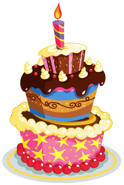 Birthday Cake Png Images PNG Images
