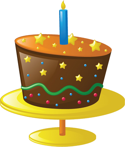 Birthdaycake, Cake, Candles, Celebration, Party, Three Icon Png