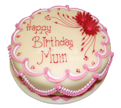 Cream Birthday Cake Png Pictures PNG Images