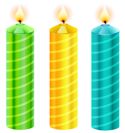 Birthday Candles Images PNG PNG Images