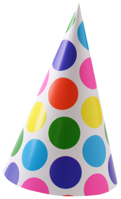 Baby Birthday Hat Png PNG Images