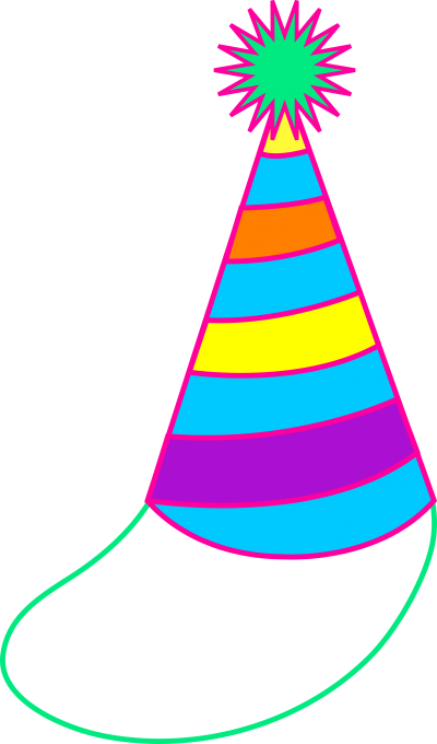 Best Birthday Hat Clipart PNG Images