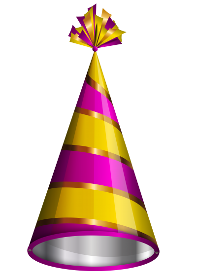 Happy Birthday Hat Png PNG Images
