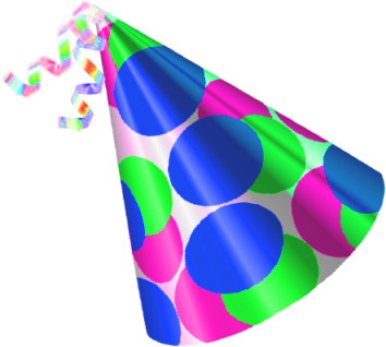 Party Birthday Hat Png Images