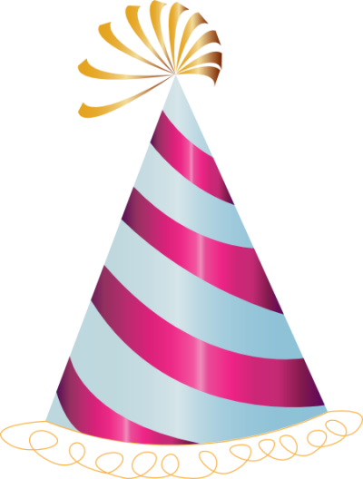Party Birthday Hat Png Transparent Images