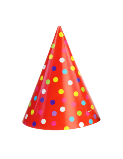Red Child Party Hat Png File Images