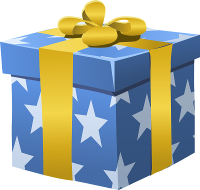 Birthday Gift Clipart Png Photo PNG Images