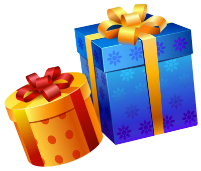 Birthday Gift Transparent Png PNG Images