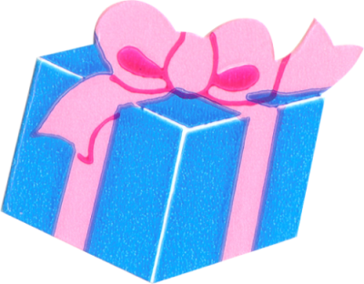 Birthday Present, Birthday, Bow, Gift, Clipart PNG Images