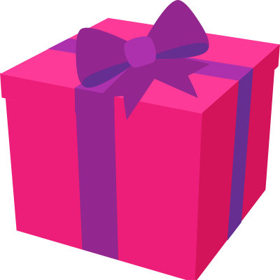 Birthday Present, Birthday, Bow, Gift, Png PNG Images