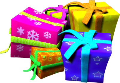 Birthday Present, Birthday, Bow, Gift, Png Images PNG Images