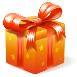 Present Gift Christmas Birthday Png PNG Images
