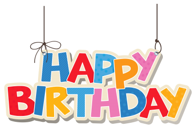 Birthday Celebration Clipart PNG PNG Images