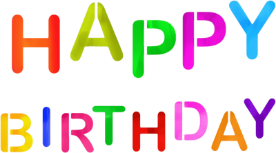 Birthday Vector PNG Images