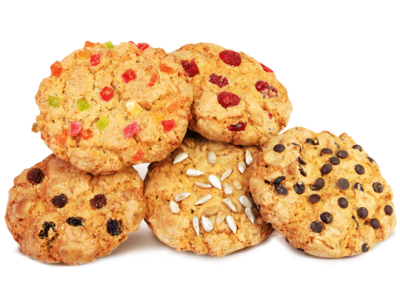 Biscuit, Fruity, Png