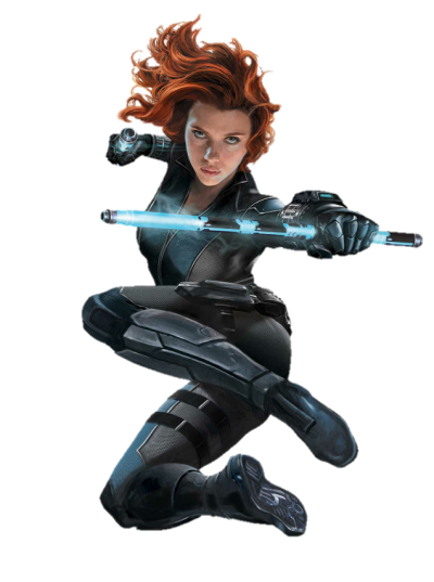 Black Widow Characters Photos PNG Images