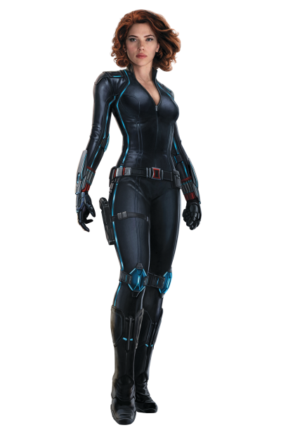 Black Widow Avengers Png PNG Images