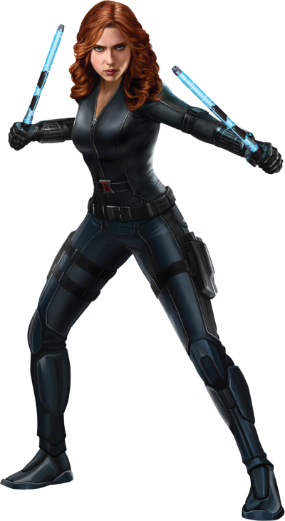 Marvel Black Widow PNG Icon PNG Images