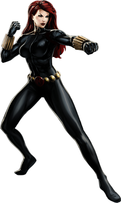 Black Widow Free Transparent Png PNG Images