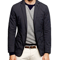 Engagement Outfits For Men Blazer Pictures PNG Images