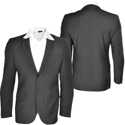Selected One Repone Blazer Sakko Schwarz Png PNG Images