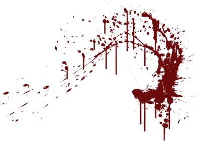 Blood Splatter Icon Clipart Png