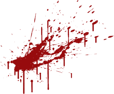 Blood Splatter Picture