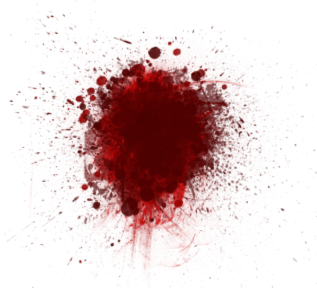 Blood Splatter Picture 28 PNG Images