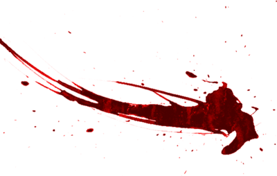 Blood Splatter Pic