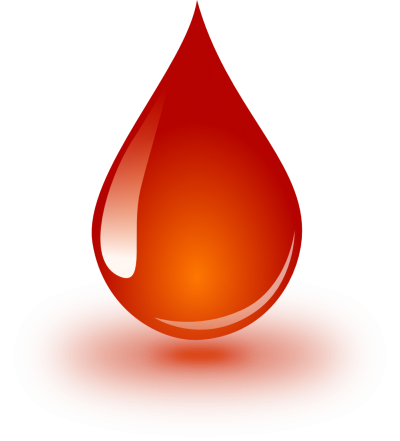 Blood Drop Clipart HD PNG Images