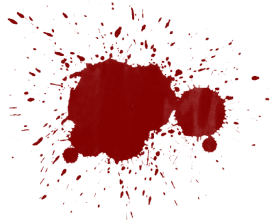 Splashes Blood Clipart PNG File PNG Images