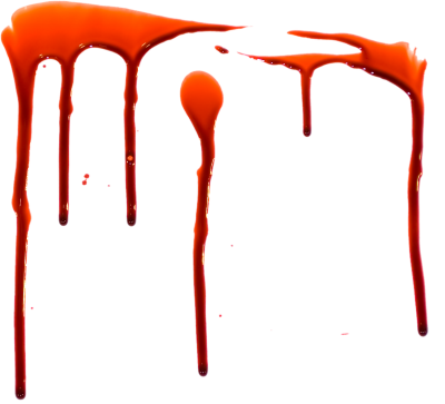 Dripping Blood Picture PNG Images