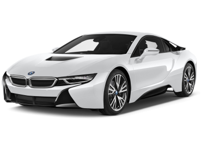 The Model I8 White BMW, Police Cars, Race Cars PNG Images