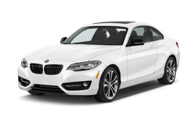 A Picture Of A Great White BMW Coupe Car PNG Images