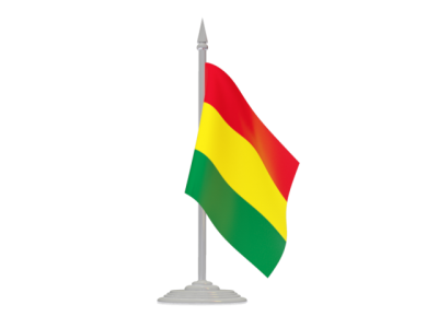 Bolivia Flag Clipart PNG File