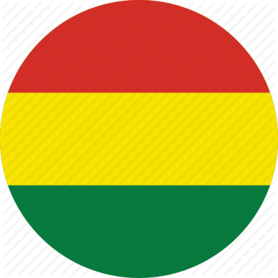 Bolivia Flag Transparent Image