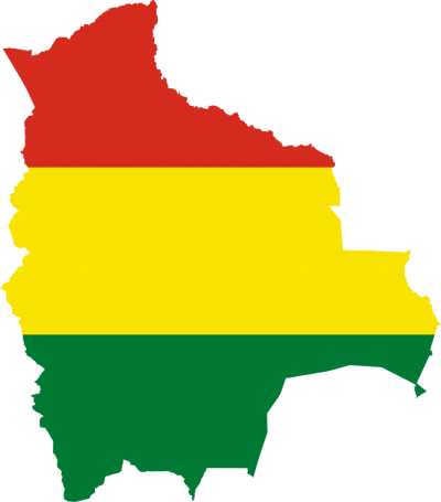 Bolivia Flag Clipart PNG Photos